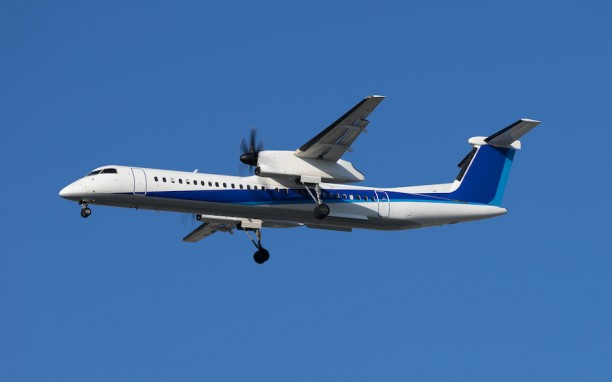 Bombardier DHC-8-400 (PWC PW150 Series) B2 Theory